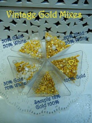 Wheel Of Colour Vintage Gold White Wedding Bubbles Sprinkles Soft Hues Cream Arrows Hearts Stars Edible Rustice Event